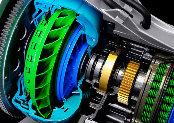 Automatic Transmission & Gear Oils